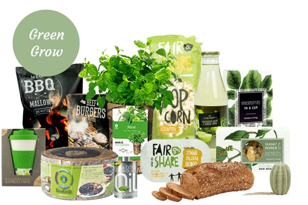 Green-grow-kerstpakket