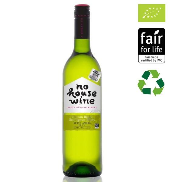 Fles 'No House' Wine chenin blanc