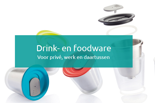 drink- & foodware