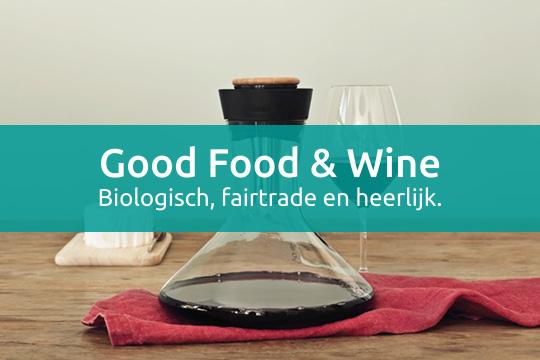 good food & wine
