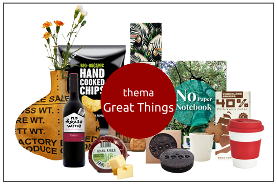 great things kerstpakket