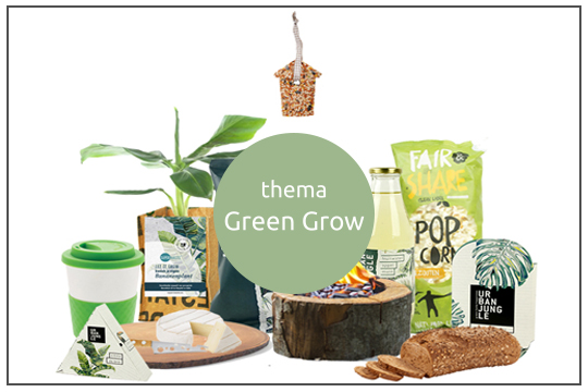 green grow kerstpakket