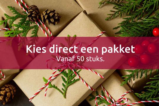 kies direct een pakket