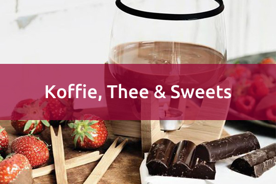 koffie, thee & sweets