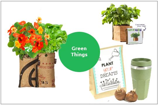 groene relatiegeschenken