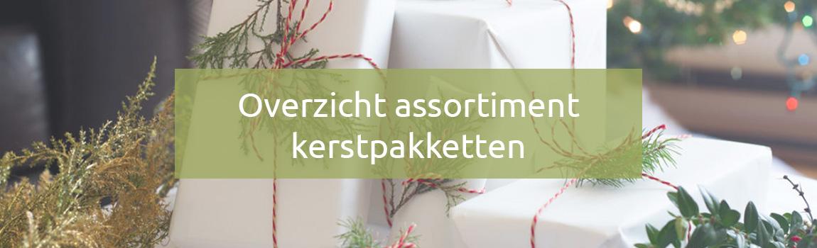 Inspiratie voor kerstpakket op maat | v.a. 100 st