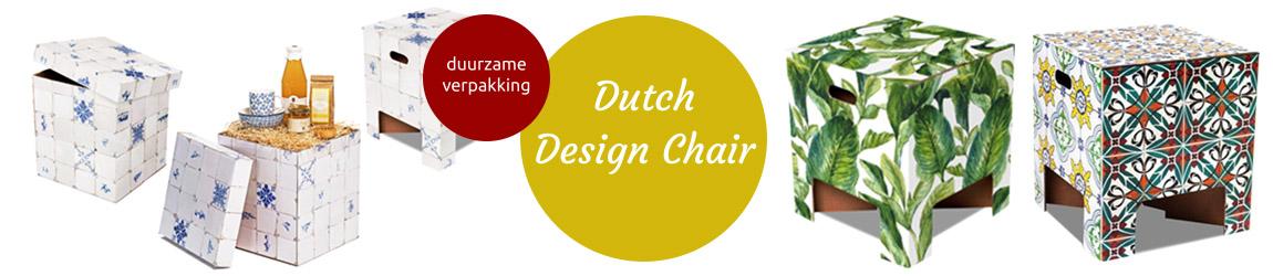 In Dutch Design Chair
