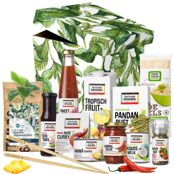 Asian Street Food in box € 40