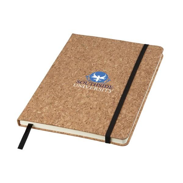 Napa kurken notitieboek A5