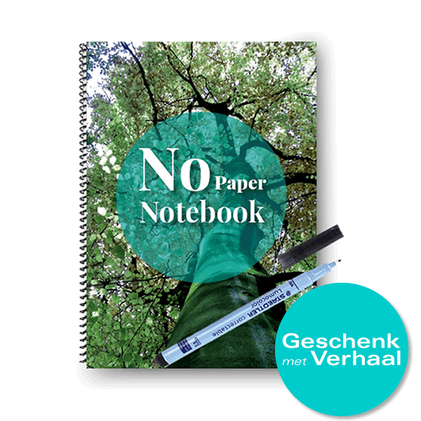 No Paper Notebook Kant & Klaar | A5
