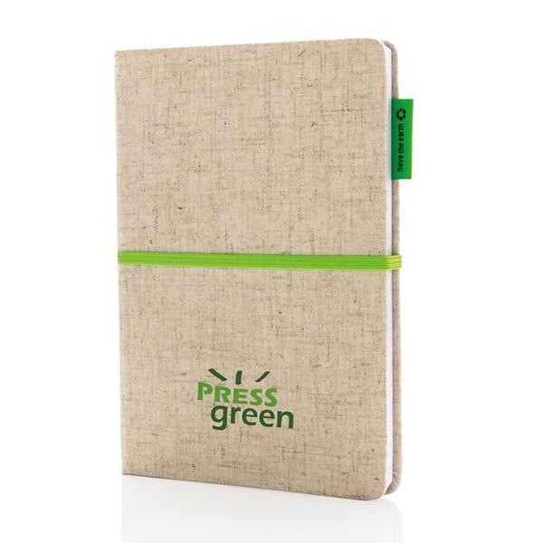 eco-jute-katoenen-notitieboek-A5-bamboe-geschenk-met-verhaal
