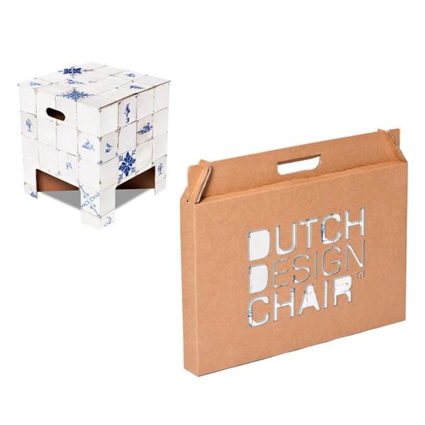 Dutch Design Chair in design koffer