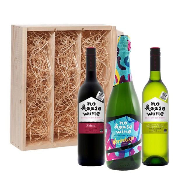 No-House-wine-3-vaks-blanco-geschenkkist