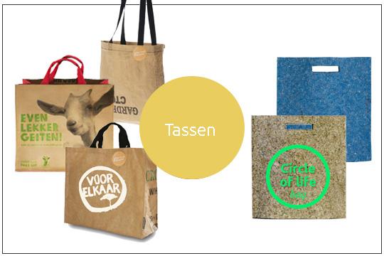 duurzame promotionele tassen
