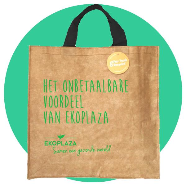 Shopper voor Ekoplaza