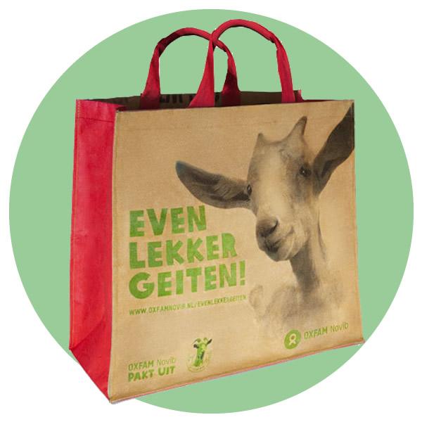Shoppers voor Oxfam